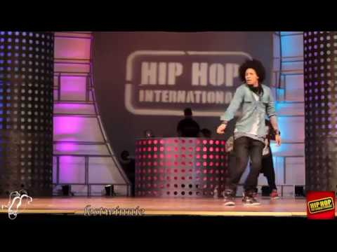 Les Twins | Larry's Signature dance Moves