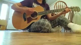 Papa Roach - Scars Guitar Cover (Acoustic)