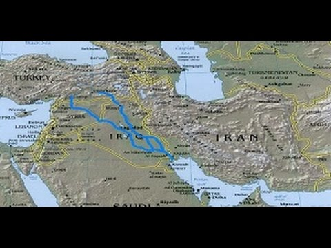 HUGE End Times Prophecy! The Euphrates Rivers Almost Dry! Tigris Dam May Break Soon!