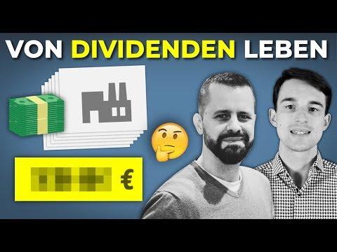 Wieviel Geld muss man anlegen, um von Dividenden leben zu können? | Luis Pazos Interview 3/3