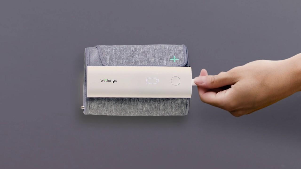 video BPM Connect Blutdruckmessgerät