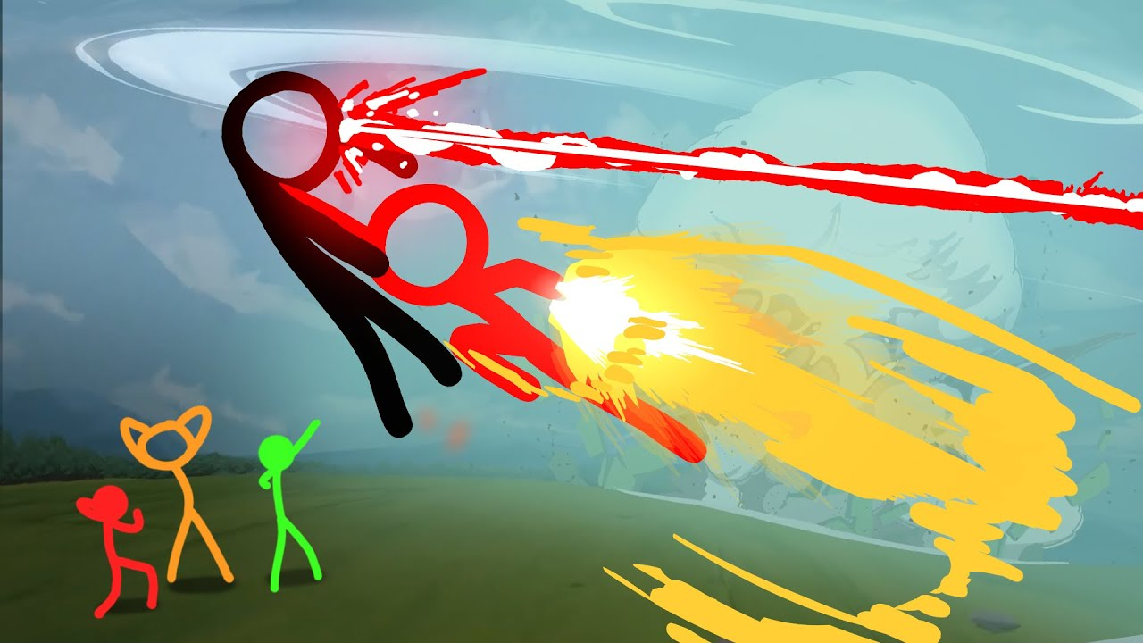 Animator vs Animation 4 - The Showdown | AvG Reacts!