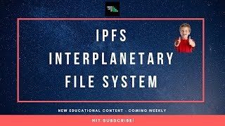 Interplanetary File System (IPFS) with Live Demo - Explained