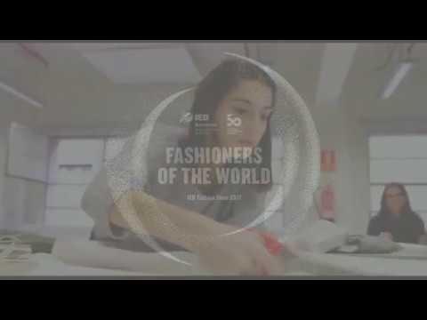 FASHION SHOW IED - FASHIONERS OF THE WORLD 2017