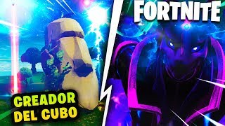 CUBE CREATOR WILL COME TO FORTNITE *MYSTERY OF MOIHEADS* SEASON 6 SECRETS AND THEORIES