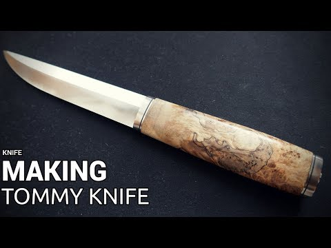 Knife Making - Tommy Knife
