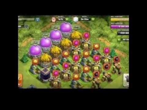 how to hack clash of clans gems,gold,resources,dark elixer in free