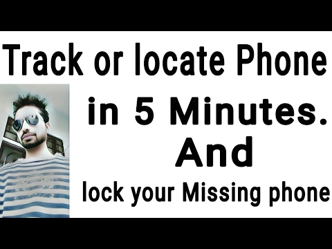 How to locate a ||lost||  cell phone location||without any app and software install 2017