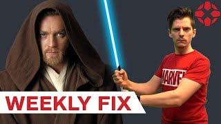 Ewan McGregor visszatér Obi-Wan szerepében? - IGN Hungary Weekly Fix (2019/33. hét)