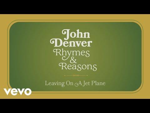 John Denver - Leaving On A Jet Plane (Official Audio)