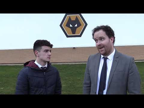 Tottenham v Wolves: Tim Spiers and Tom Leach preview Wolves' first trip to Wembley for 30 years