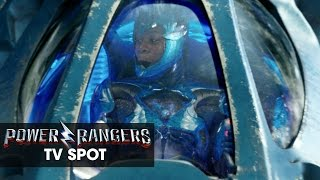 "Power Rangers (2017 Movie) Official TV Spot – ""Lock & Load"""