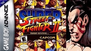 Super Street Fighter II - Turbo Revival - E. Honda (GBA)