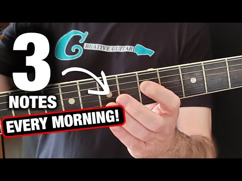Play These 3 Notes EVERY Morning for Endless FUN!