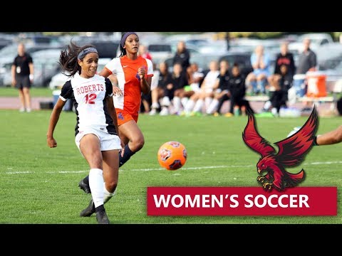 Roberts Wesleyan Women's Soccer Team Video 2018-19