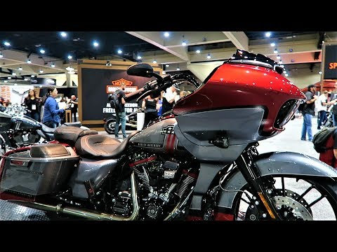 """2019 CVO Road Glide Harley-Davidson """"First Look"""" │ All 3 Colors Shown"""