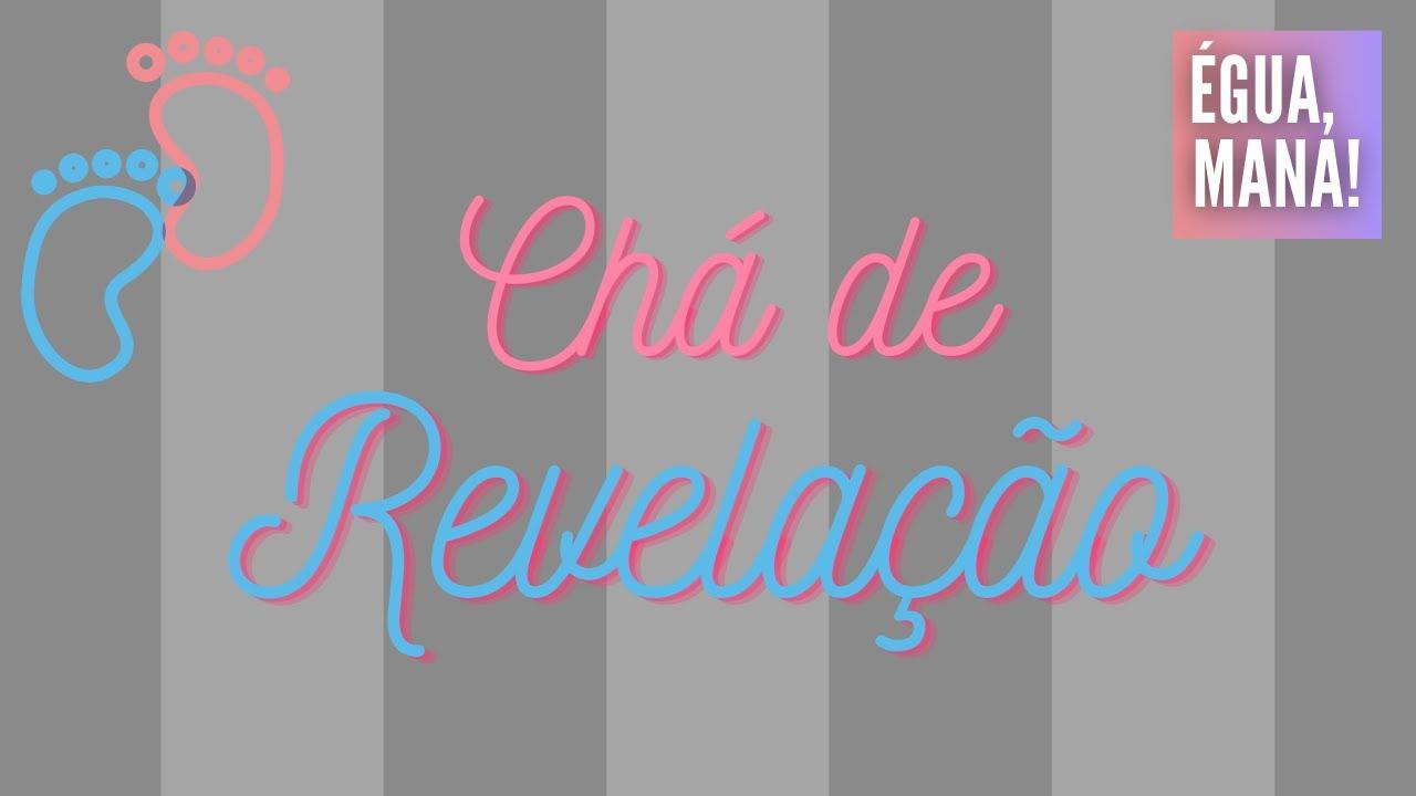 Hora da revelação! Diário de gestação #02