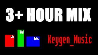 Video [3 HOUR +] Keygen music/ Chiptune /8 Bit MIX ♫ download MP3, 3GP, MP4, WEBM, AVI, FLV Agustus 2018