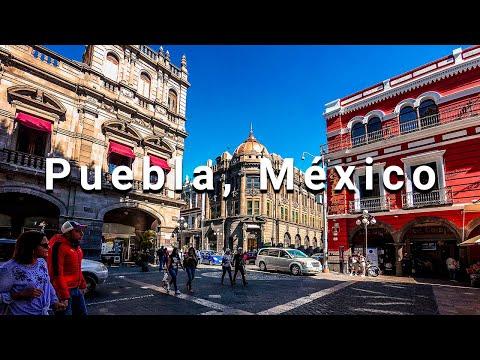 Visitando Puebla / Qué hacer y que comer - Un día viajando