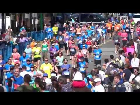 Finish Line Street Festival, BMO Vancouver Marathon, May 5th 2013