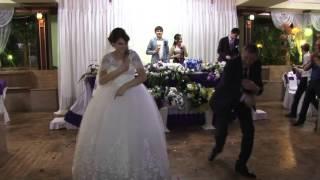 Танец отца с дочерью