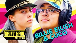 How to Dress Like a Fortnite Streamer ft. Billie Eilish and Cuco | Thrift Haul