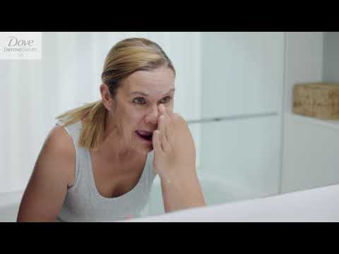 Dove DermaSeries | NEW gentle cleansing face wash | Meet Rebecca