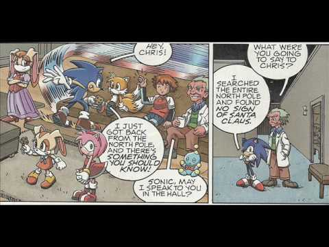 sonic x comic issue 15 you