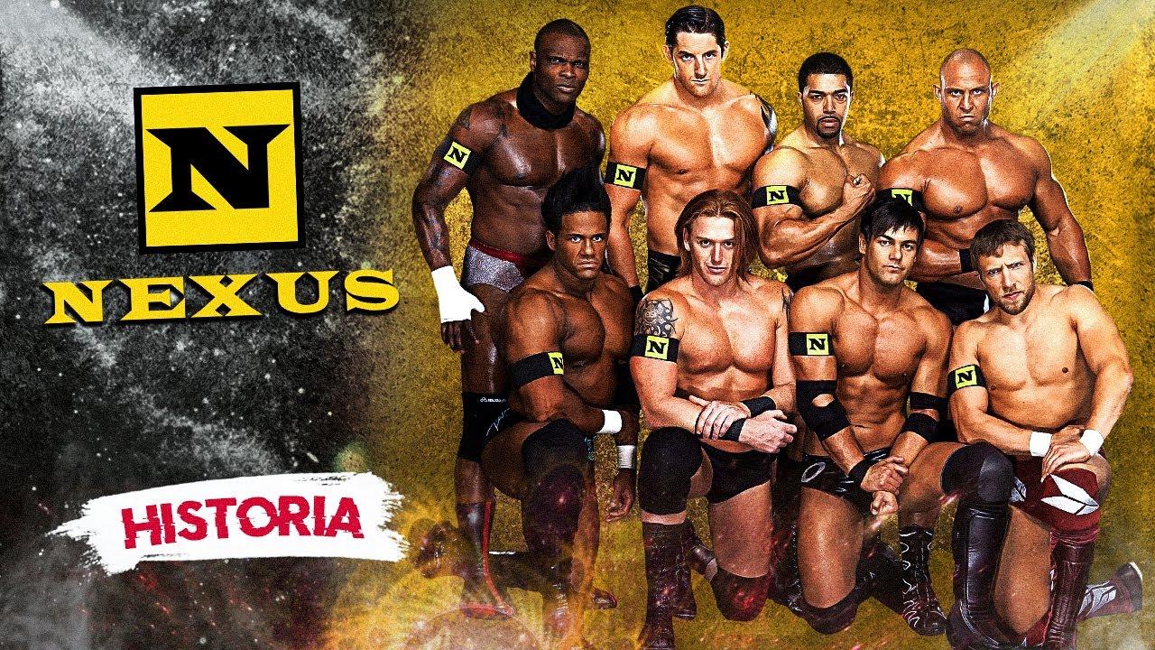 La HISTORIA de THE NEXUS (2010-2011)