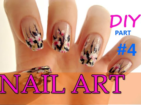 Diy Nail Polish Art Designs Hession Hairdressing