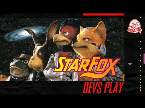 "Devs Play Special · ""Star Fox"" with Dylan Cuthbert"