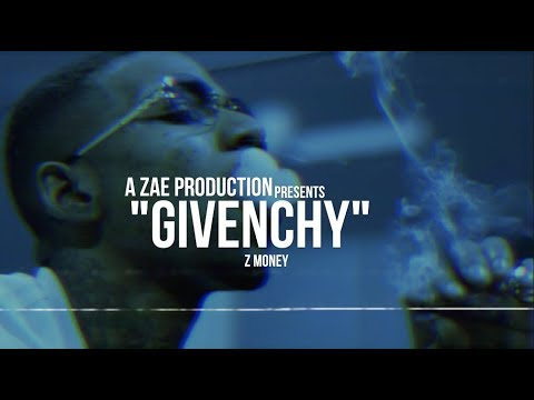 Z-Money - Givenchy (Official Music Video) Shot By @AZaeProdu
