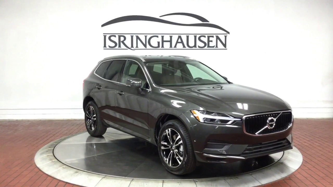 2018 volvo xc60 t5 awd momentum in pine grey metallic. Black Bedroom Furniture Sets. Home Design Ideas