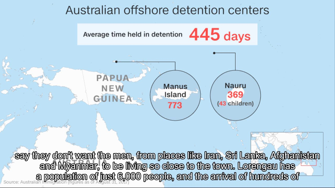 Moment of Truth for Refugees and Asylum Seekers on Manus Island