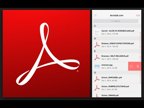 How To - Download PDF File on iPhone and View it Offline