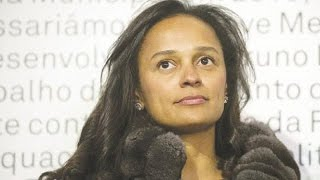 Angola: appel contre la nomination d'Isabel Dos Santos