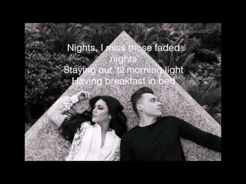 Reminding Me -  Shawn Hook Feat  Vanessa Hudgens (Lyric Video)