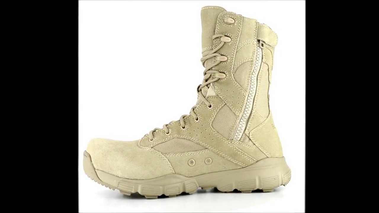 7a4e33ba5467 Men s Reebok RB8821 Dauntless Composite Toe Metal Free Side Zipper Work Boot    Steel-Toe-Shoes.com