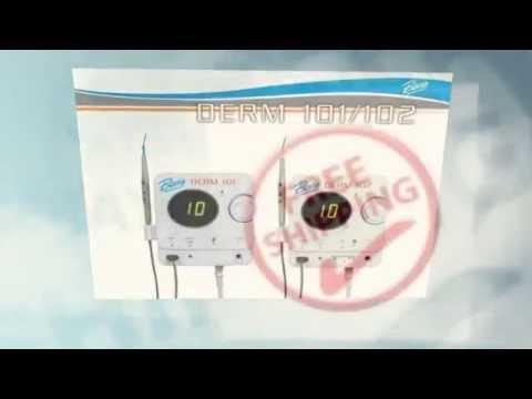 Bovie DERM 101 High Frequency Desiccator - Eray Medical Supplies