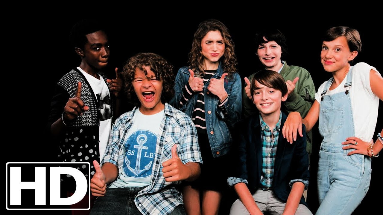 Stranger Things Interview