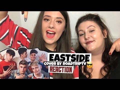 EASTSIDE COVER REACTION / RoadtripTV 😎🔥