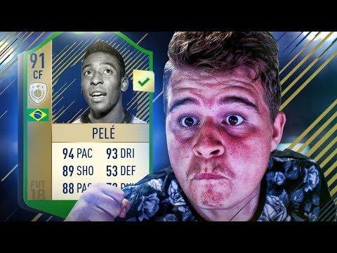 FIFA 18 : J'AI ACHETÉ PELÉ !