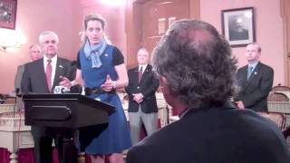 May 1, 2013 Ohio House workplace freedom presser