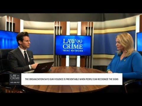 Nicole Hockley & Jesse Weber Discuss Sandy Hook Promise Foundation
