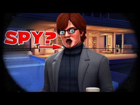 Amazing NEW Online Spy Game - SpyParty