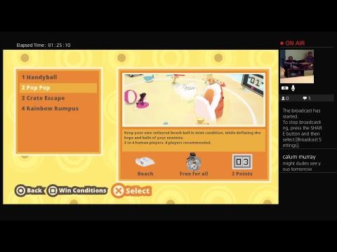 Stikbold 24 hour gaming marathon for MacMillan Cancer Support