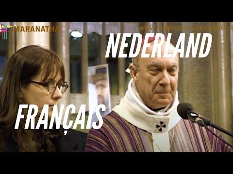 1er Rencontre de prière Maranatha! Koekelberg 09.03. 2013