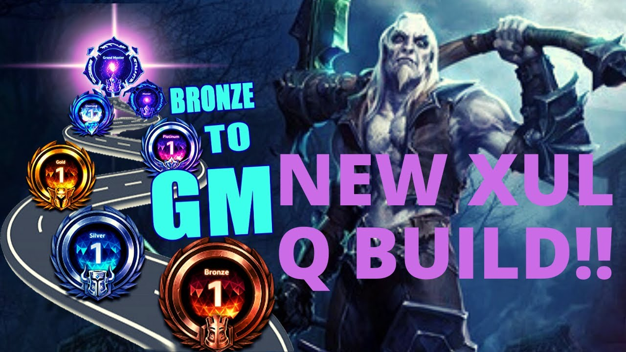 Xul Skeletal Mages New Patch First Xul Q Build Test Bronze To Gm Season 3 Masters Youtube You just constantly push the lane with a horde of skeletons. xul skeletal mages new patch first xul q build test bronze to gm season 3 masters