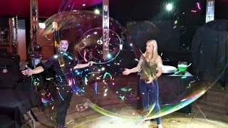 Top Billing goes behind the scenes of the Enchanted Cirque