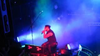 Little Horn, Marilyn Manson - Tivoli, Utrecht 2014